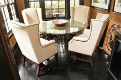 Found on EstateSales.NET: Martha Stewart Signature by Bernhardt Chairs