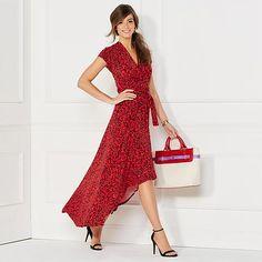 IMAN Global Chic Luxury Resort Knockout Maxi with Hi-Low Hem - 8333508   HSN