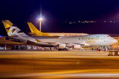 Etihad Cargo Boeing 747-400 N476MC 中部国際空港 航空フォト | by Mar Changさん 撮影2015年02月06日