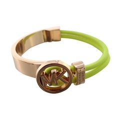 Michael Kors Skinny Green Bracelets Can Be Whatever You Want In Your Life Ever! #michael #kors #outlet