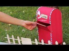 Haz tu propio buzon para cartas // DIY Mailbox - YouTube