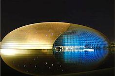 3rd Level : National Grand Theatre Beijing - Paul Andreu