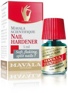 Mavala Scientifique Nail Hardener - Best Nail Strengthening Products