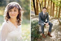 two lovely friends of mine.  :)    Austin Gros Wedding Photography - Blog
