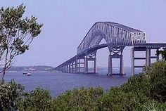 Francis Scott Key Bridge Baltimore, Maryland