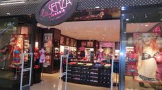 La Senza, now absent from the UK high-street but still present in over 30 countries around the world.
