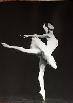 ORIGINAL 1965 MARGOT FONTEYN, SWAN LAKE, ROYAL BALLET, WIRE PHOTOGRAPH 7X9 | eBay