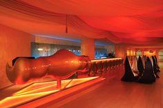 Sunset   iDual lights   photo of Sultan's Lounge in Mandarin Oriental Hotel KL