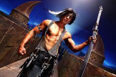 Shah Rukh Khan as Lucifer in Ra One (2011)