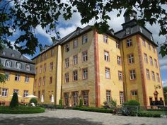 Gedern, Germany - I stayed at this Hotel.