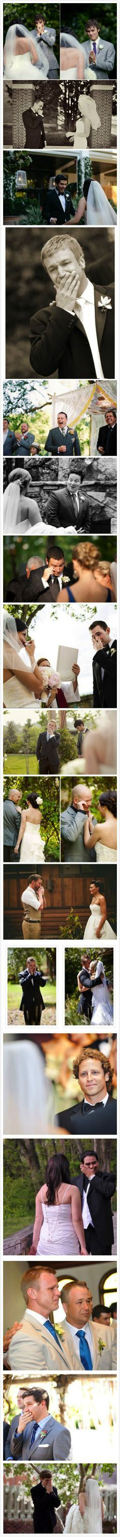 I want this to happen to my groom when i get married