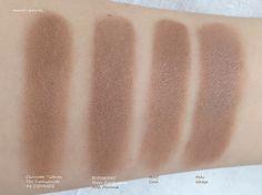 Burberry MAC Eyeshadow dupes anniesbeautyblog