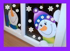 výzdoba oken v mš zima - Hledat Googlem