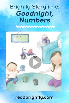 Our latest Brightly Storytime features GOODNIGHT, NUMBERS -- a nifty, numbers-filled bedtime story for littles who love counting. Danica Mckellar, Counting Books, Bedtime Stories, Teaching Math, Story Time, Good Night, Nifty, Little Ones, Numbers