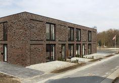 Beuving Martensen Architecten BNA BNI (Project) - Plan de Griend - PhotoID #262710
