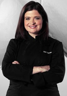 Alex Guarnaschelli, I like her and to watch as judge.