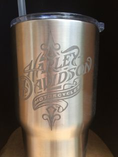 **** WE DESIGN SPECIAL ORDERS****  ** 30 oz RTIC Cup ** ~ Send Message w/ Etching Request ~  What to do for order: ~~ Message with design request  ** Etching Request  ** Designs  ** Sayings  ** Monograms  ** Vinyl Colors per Side or Sides & etc.  Are you looking for a perfect gift for your loved one ~or~ a personalized cup for yourself?!?!?!?!?!?!? Unique Graphics & Vinyl Design has just the right thing for you!  ~ This listing is for your choice of one personalized vacuum seal t...