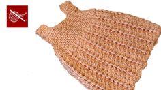 Crochet Baby Dress - Crochet Geek
