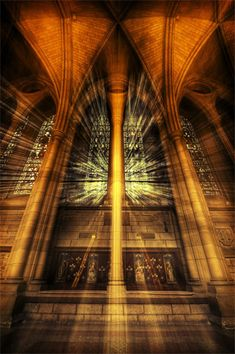 zoom effect gives this image something special, creating bursts of light by turning the zoom whilst slow shutter speed Royal Photography, Capture Photography, Reflection Photography, Abstract Photography, Photography Tutorials, Photography Tips, Truro Cathedral, Lens Blur, World In Motion