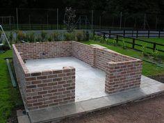 greenhouse brick wall - Google otsing