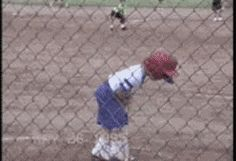 #Funny GIFs of #Kids Falling Down - good thing their bones, tendons, and cartilage are so flexible.