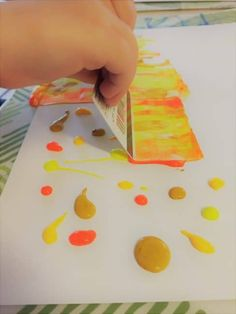 Learn three different painting techniques in one easy Autumn art activity for kids! techniques for kids Super Simple Autumn Landscape Art Activity for Kids Drawing For Kids, Painting For Kids, Art For Kids, Crafts For Kids, Autumn Painting, Autumn Art, Autumn Theme, Painting Techniques Canvas, Secondary School Art