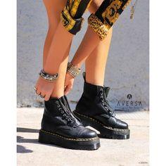 24720d2520173c Aversa Shoes S.r.l.. Dr Martens FemmeBottesMode ...