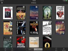How to read PDF files in the Kindle app on your iPad