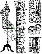 Stampersbest.com use coupon code WALKELMOL get 10% off your order.  This stamp is only $5.00 (4.50 with discount)