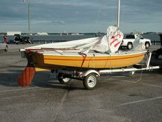 I found this one in Indiana.  A bargain if you don't count the gas, but yet a nice boat.  This put 4 Comets in Norfolk.