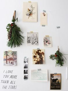 festive wall decor