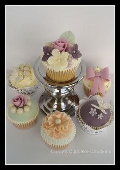 vintage pretty cupcake class | Flickr: Intercambio de fotos