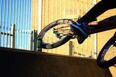 Tire slide monster can Dan Wrenn
