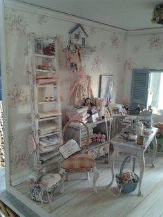 Frederica's Little World: Frederica's Craft Shop