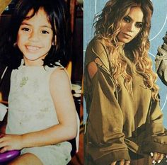 Dinah Chilhood ❌ now