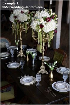 Wondering How Much Wedding Flowers Cost In Milwaukee Then Browse Through These 6 Examples Of Fl Centerpieces And Bouquets