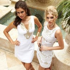 Lilly Pulitzer White Dress Collection