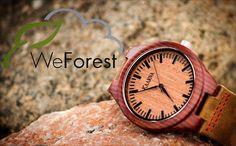 Yksi Kello = Yksi Puu Lisätietoa www.kaarnakellot.fi  #kaarnakellot #kaarna #rannekello #weforest #hyväntekeväisyys
