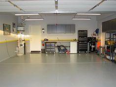 new member my garage shop the garage journal board epoxy garage floor paintgarage