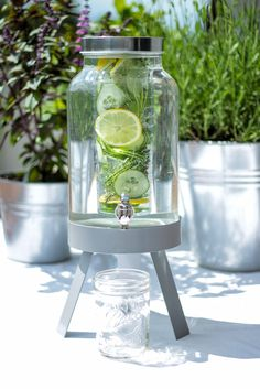 Spice Up Your Drinking Habits 〖Infused Water〗