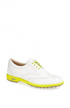 3d0a60ba7fe Free shipping and returns on ECCO 'Tour' Hybrid Wingtip Golf Shoe (Women)