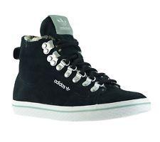 brand new f3395 ac70b adidas Zapatos zapatillas para mujer Miel Gancho High Parte Superior Negra Zapatillas  Adidas, Zapatillas Mujer