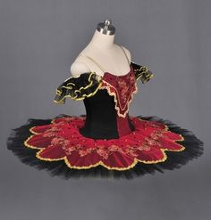 Ready Made Professional Classical Ballet Tutu Paquita for sale