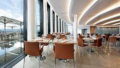 The Dolder Grand Hotel in Zurich, Switzerland Ballroom Design, City Resort, Function Room, Ballrooms, Grand Hotel, Contemporary Architecture, Restaurant Bar, Service Design, Lighting Design