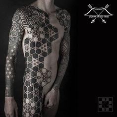 Guest artist: Nazareno Tubaro #tattoo #tattooed #ink #inked #tattoocollective…
