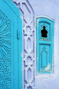 Deur in Griekenland #door #blue