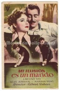 Bride By Mistake. Mi Ilusion Es Un Marido Laraine Day Poster