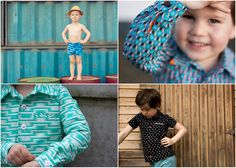 zonen 09 + giveaway // kid's clothes week