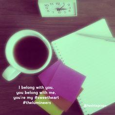 #love#thelumineers