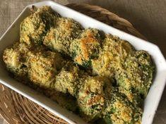 Fagottini di verza super light Tahini, Quiche, Broccoli, Vegetables, Breakfast, Food, Tagliatelle, Morning Coffee, Veggies